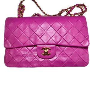 605d1048 Women Pink Chanel Vintage Bag on Poshmark